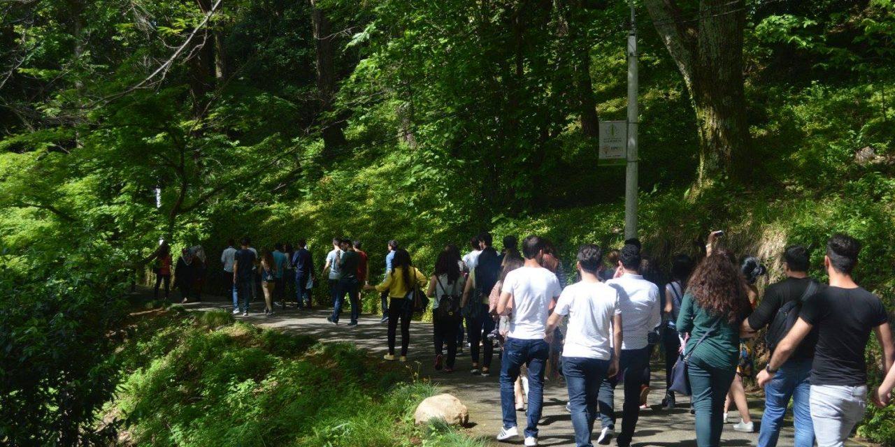 Bayburt Sağlık Sen Batum Kültür Turu
