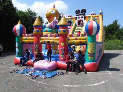 Şişme Oyun Parkı – Jova Grup