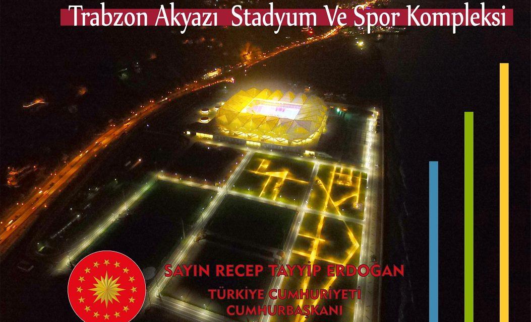 Akyazı Arena Stadyum Çekiimleri